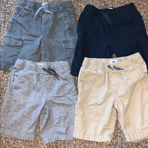 Boys Old Navy Shorts Lot Small 6-7